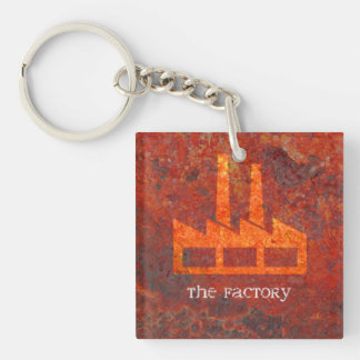 The Factory's keyholder [SCP Foundation] キーホルダー