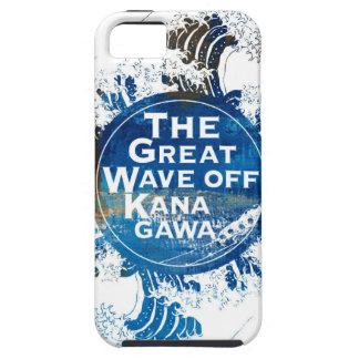 The Great Wave off Kanagawa iPhone SE/5/5s ケース