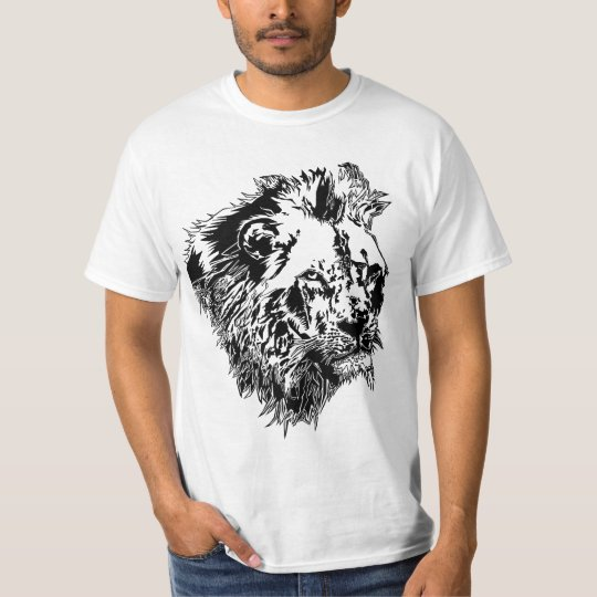 THE KING OF BEASTS Tシャツ