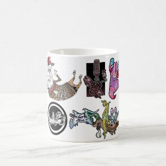the_Krah コーヒーマグカップ