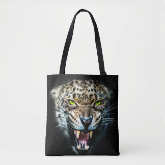 The Leopard トートバッグ