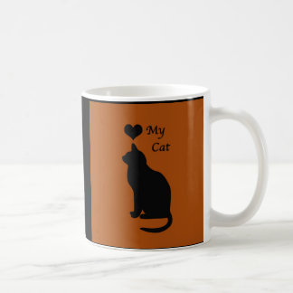The Love My Cat Coffee Mug コーヒーマグカップ