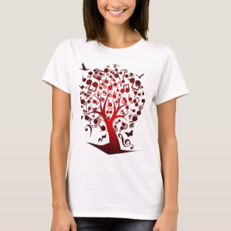 The_Music_Tree Tシャツ