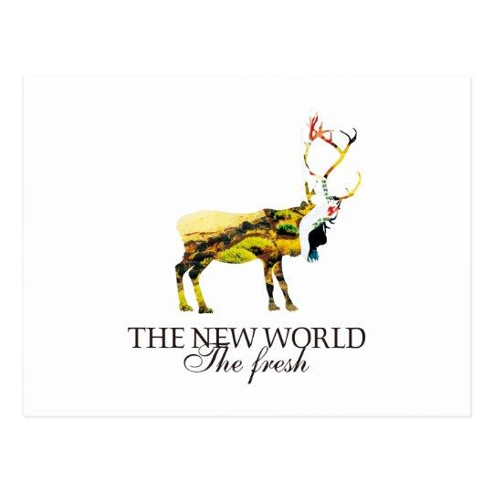 The New World ポストカード