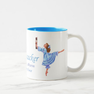The Nutcracker Ballet Clara Mug ツートーンマグカップ