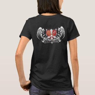 "The Order Of  ""B""ØRDERLESS レディースベーシックTシャツ Tシャツ"