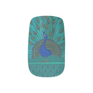 The Peacock ネイルアート
