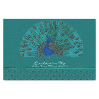 The Peacock 薄葉紙