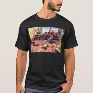 The_Roses_of_Heliogabalus -ローレンス・アルマ=タデマ.j Tシャツ