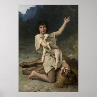 The Shepherd David Triumphant ポスター