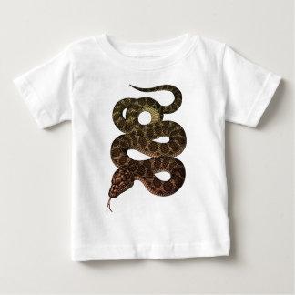 The snake (R) ベビーTシャツ