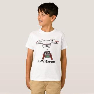 The UAV drone pilot co-pilot t-shirt Tシャツ