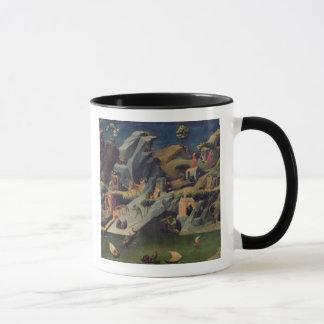 Thebaid、c.1410 (パネルのテンペラ) (16294をまた見て下さい マグカップ