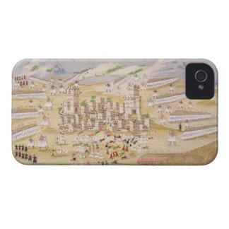Thebesのまわりの戦いは、「画像からの22をこんにちはめっきします Case-Mate iPhone 4 ケース