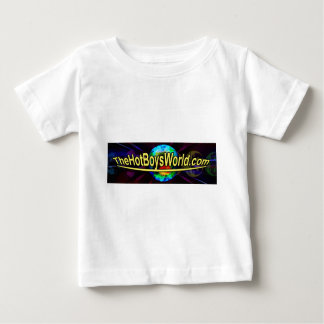TheHotBoysWorld ベビーTシャツ