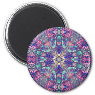 Thelemicの六芒星の入口の磁石 マグネット