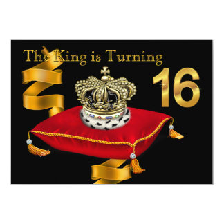 Theme王の第16誕生会 カード