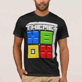 ThemeXboxのロゴ Tシャツ