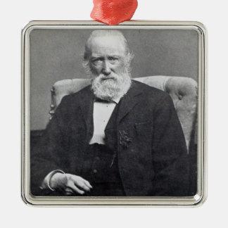 Theodorの嵐、c.1886 メタルオーナメント