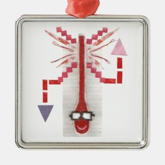 Thermostat Premium Ornament氏 メタルオーナメント