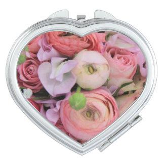 Therosegarden著ピンクのバラ及びシャクヤク