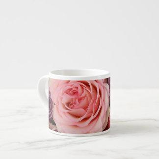 Therosegarden著粉によって着色されるバラ エスプレッソカップ