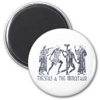Theseus及びMinotaur マグネット