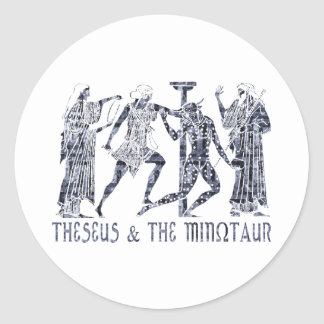 Theseus及びMinotaur ラウンドシール
