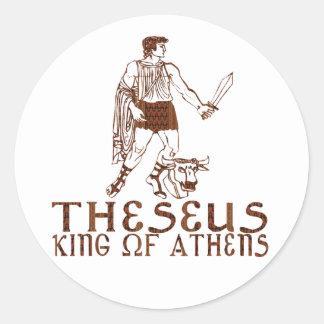 Theseus ラウンドシール