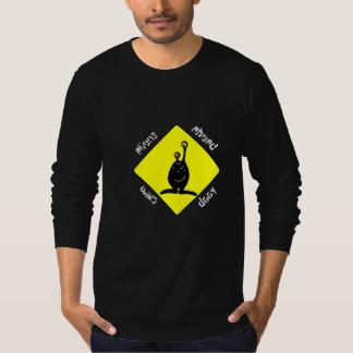 TheSignsTS -前方のエイリアン- Tシャツをカスタム設計して下さい Tシャツ