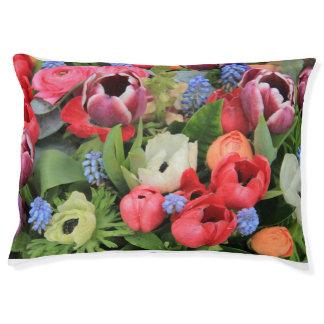 Thespringgarden著春の花束 ペットベッド