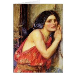 Thisbe 1909年 カード