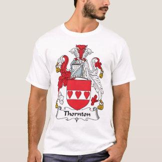 Thorntonの家紋 Tシャツ