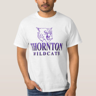 Thorntonの山猫のTシャツ Tシャツ