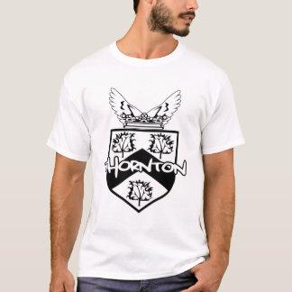 Thorntonの頂上の白 Tシャツ