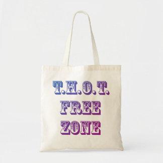 THOTの自由地帯 トートバッグ