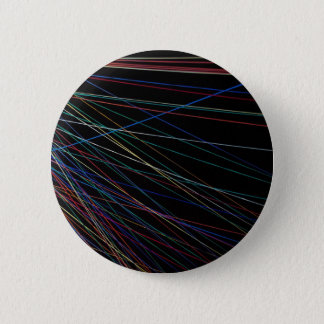Thread lines from a summer festival 5.7cm 丸型バッジ