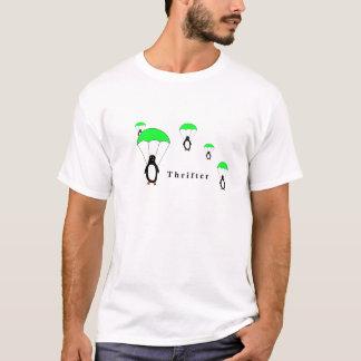 ThrifterのペンギンのTシャツ Tシャツ