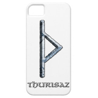 Thurisazのrune、トールの記号 iPhone SE/5/5s ケース