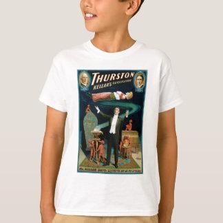 Thurstonの~のKellarの後継者のヴィンテージの魔法の行為 Tシャツ