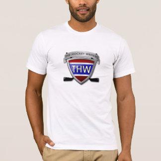 """THW: """"大尉"""" #11 -アメリカの服装のTシャツ Tシャツ"""