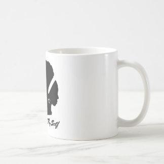 Thy自己のコーヒー・マグを知って下さい コーヒーマグカップ