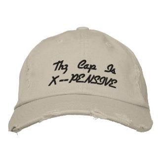Thzの帽子はXです--沈痛 ベースボールキャップ