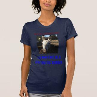 tiaのshirtJPGは、これ民主的なろば、…ではないです Tシャツ
