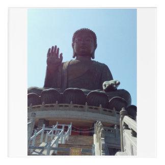 Tian Tan Buddha アクリルウォールアート