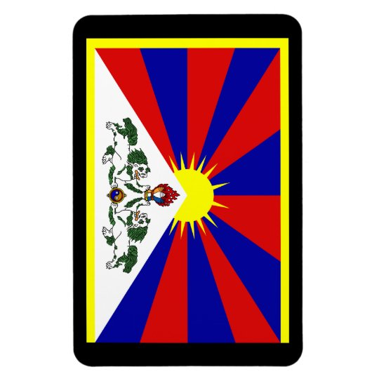 Tibet マグネット