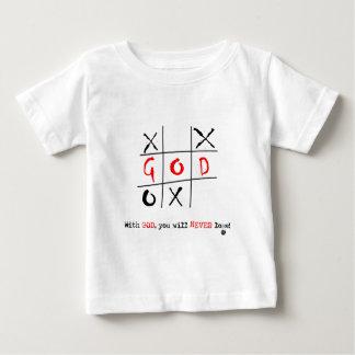 Tic TACつま先 ベビーTシャツ