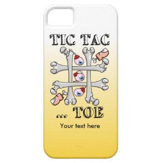 Tic TACのつま先の眼球およびつま先 iPhone SE/5/5s ケース