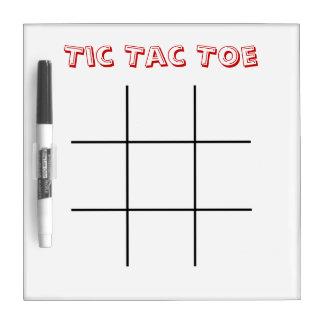 Tic TACのつま先 ホワイトボード