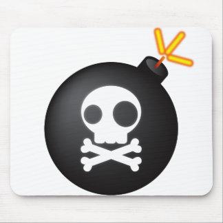 Tic_Tac_Bomb マウスパッド